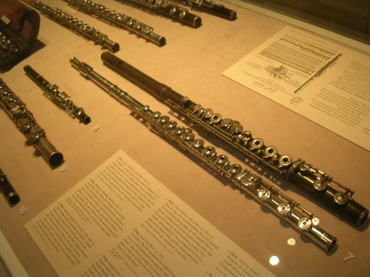 Powell Number #365 is a very special flute now residing in a very famous place. Find out more in the latest post on our Flute Builder blog at http://www.flutebuilder.com/2013/05/powell-365-platinum-flute-for-worlds.html