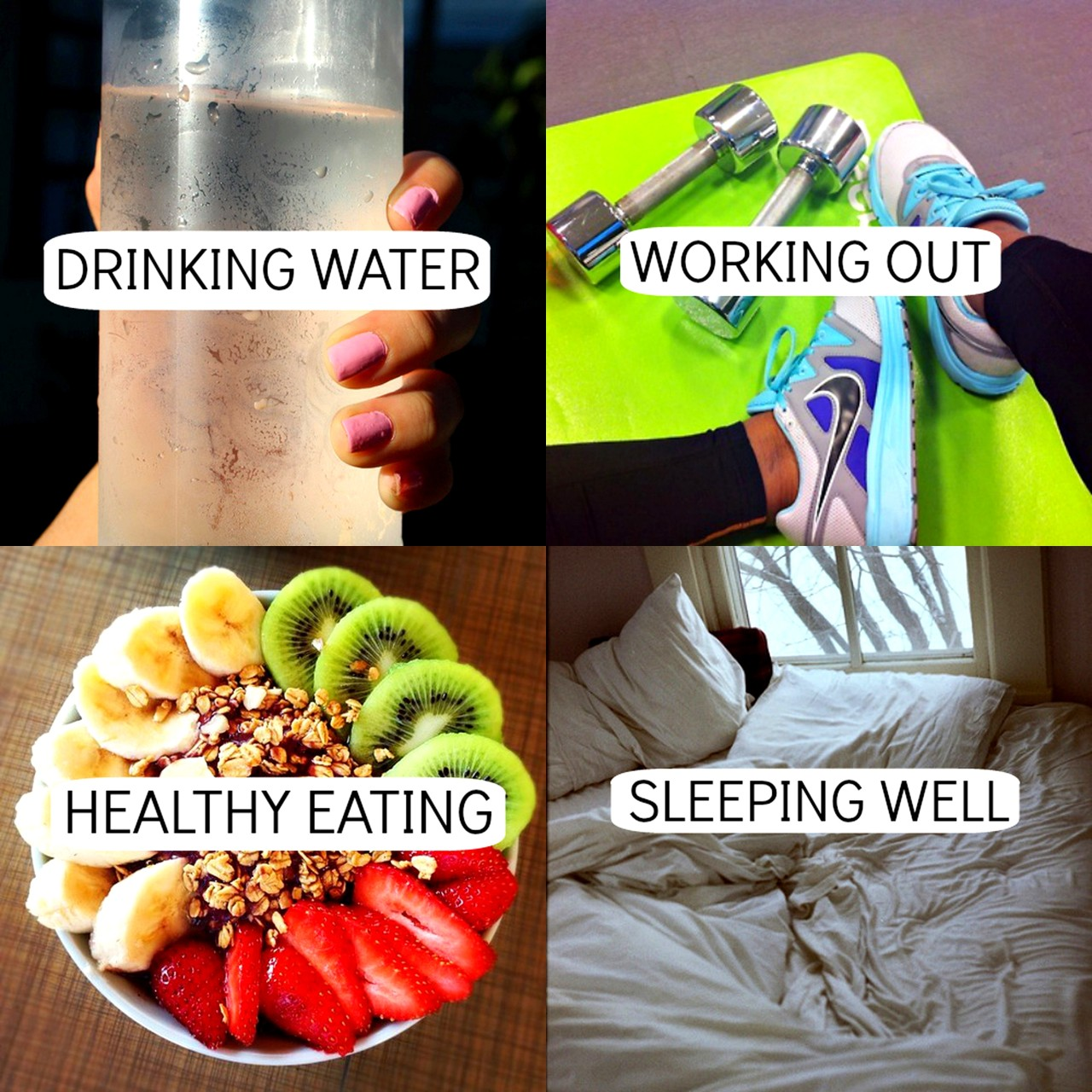 diet-andexercise:  I do everything except sleep well :(