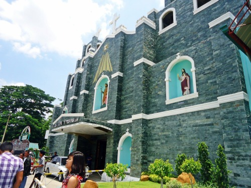 Mapandan Church St. Joseph Parish