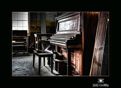 "Fading Notes | Photography by Jim Crotty on Flickr. ""When we are abandoned to God, He works through us all the time."" - Oswald Chambers"