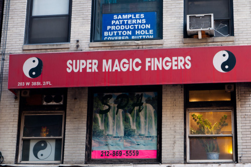 Super Magic Fingers