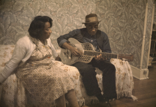 deactivate-yourself:  Mississipi John Hurt by Rowland Scherman.