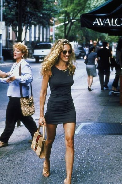 lostinthenycstars:  Carrie Bradshaw. Icon.