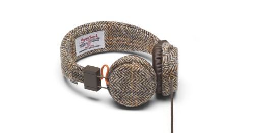 Harris Tweed Headphones
