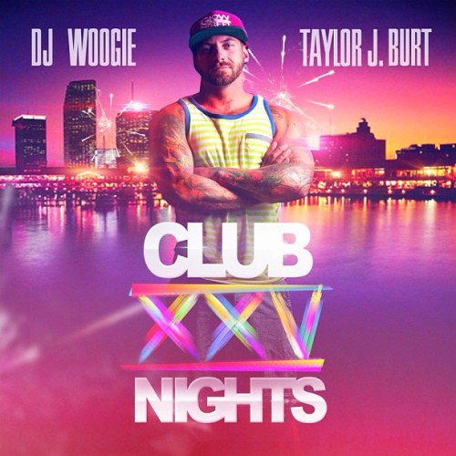 Club Nights 25 DROPPING TOMORROW #soundcloud #datpiff @datpiff  @TAYLORJBURT #myrtlemanor