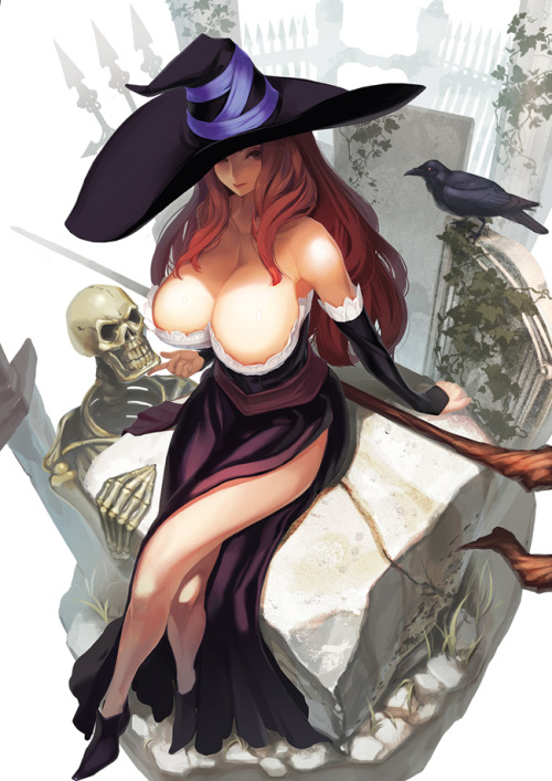 gamefreaksnz:   Dragon's Crown trailer reveals the Sorceress  Vanillaware and Atlus have unveiled the first in a series of videos that introduce Dragon Crown's six main protagonists.