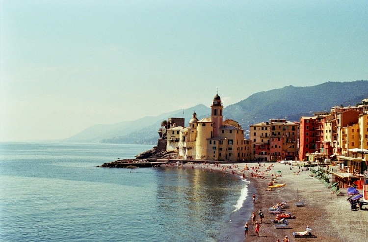 | ♕ |  Breathtaking Camogli - Cinque Terre  | by © almasic