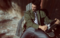 Josh Duhamel for InStyle Man