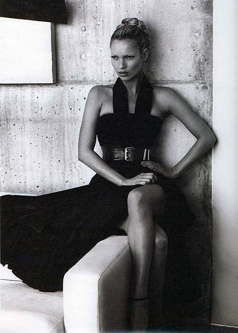 THE Kate Perfect Moss.