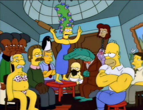 Homer's photographic memory$pringfield (Or, How I Learned to Stop Worrying and Love Legalized Gambling)