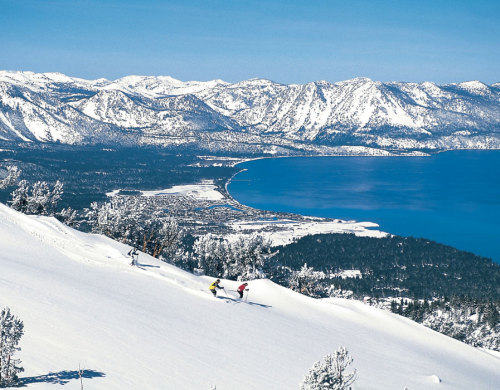Vote for your favorite ski resort now! Go to Ski Magazine's website and vote for their Top 50 Resorts Issue!
