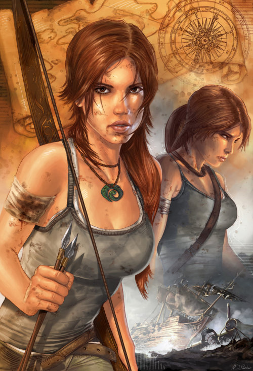 Tombraider by ~mikepacker