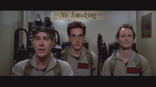 Now Watching:  Ghostbusters (1984)  Coffee?  Yes, have some.