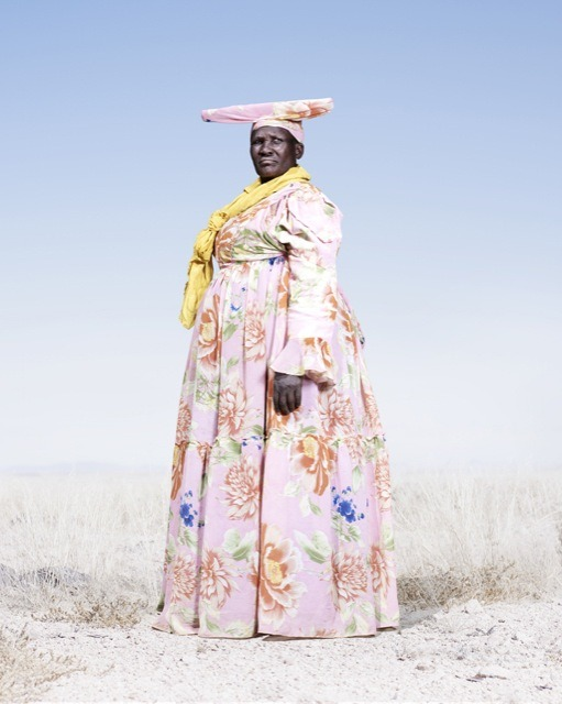 Conflict and Costume: The Herero Tribe of Namibia Jim Naughten