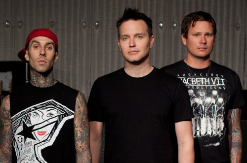 "Blink-182 'Laughing' Again After Shaky Reunion Album ""We're free agents at the top of our game,"" says guitarist/vocalist Tom DeLonge, as the pop-punk trio prepares to self-release their upcoming EP, ""dogs eating dogs,"" after parting ways with longtime label Interscope. Read more from our interview with Blink-182's Tom DeLonge."