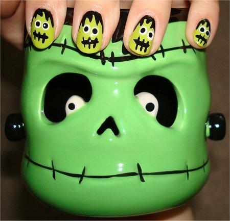 Chiêm ngưỡng những bộ nail tuyệt đẹp cho ngày halloween