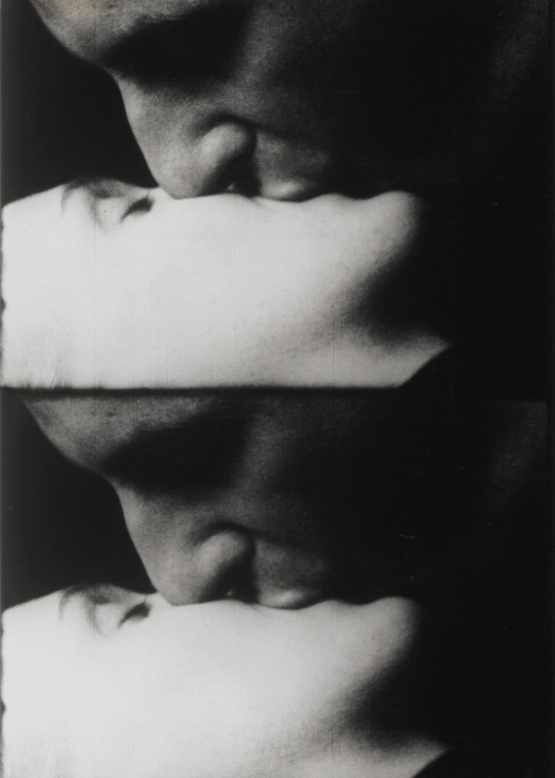 efedra:  Kiss, (1963-64) by Andy Warhol