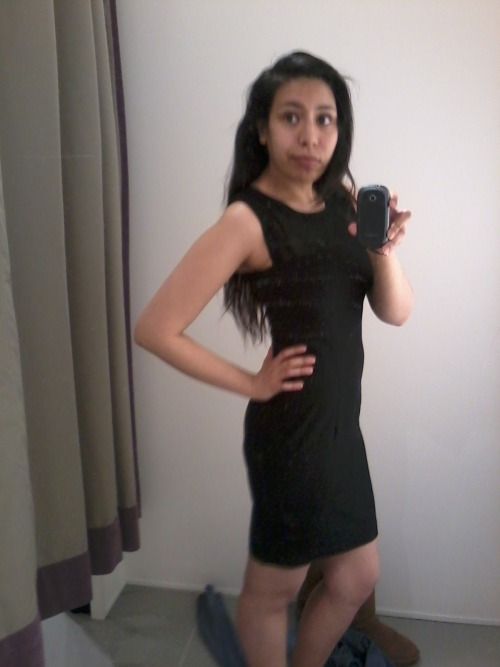 this was my dress for my orchestra concert! I looked fine as hell. should i keep or return it?