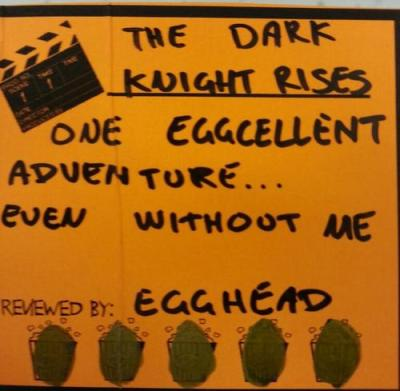 The Dark Knight Rises This is a good eggsample of an obscure reference that pretty much no one will get. The things you learn at JB Hi-Fi… Learn more about Eggghead here! - Thanks DeanT_JBaus!