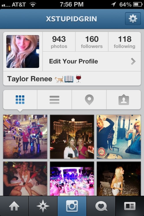 follow me on Instagram! (: