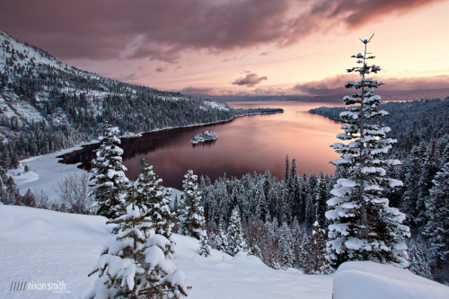 Emerald Bay(by Nixon Smith)