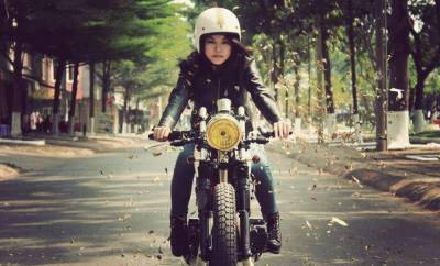larchedenowaypictures:   Cafe Racers of New England