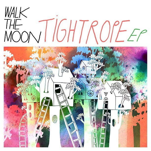 "walkthemoonband:   coming to you on 1/22. #tightropetheep   um yeah! For now, check out the video for the single ""Tightrope"" here: http://youtu.be/gPedH9B8AAE"