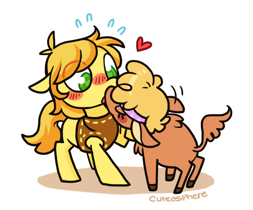 princessglitterpunch:  Little Strongsmooch  holy yes cute