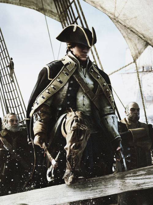 "Mostly amused by the tag ""Captain Sexy"" on fuckyeaassassinscreed. Had to have it on that basis, at the least."