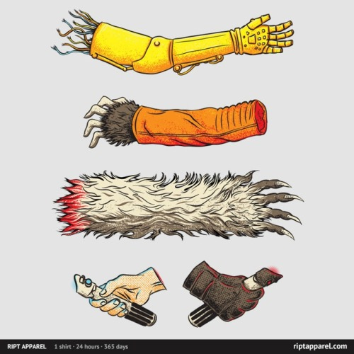 Available Today (1/18/2013) only at riptapparel.com! Available later at society6.com/locustyears