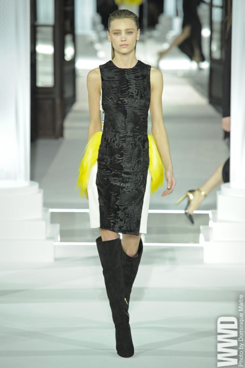 womensweardaily:  Vionnet RTW Fall 2013