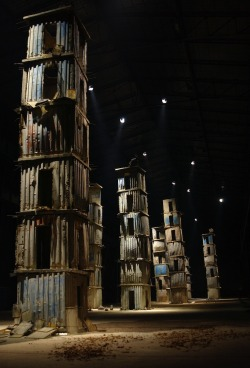 """The Seven Heavenly Palaces"", 2004  By: ANSELM KIEFER…."