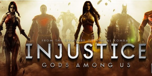 "Beta'd presents Dan's long-anticipated ""Injustice Gods Among Us"" review. What does he think? Read on: http://www.nerdist.com/2013/04/betad-injustice-gods-among-us-review"