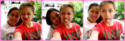 HAAAAPPPY MOTHER'S DAY MA! :) Mahal na mahal kita, SUUUUPER! Sorry sa pagpapasaway at thankyou sa pag-intindi. You know what i mean. HAHAHA! :D Thankyou for being strong for our family. YOU WILL ALWAYS BE THE BEST!! Sana maging kagaya kita. ♥ I LOVE YOU SO MUCH! :*** (PASALUBONG KO GALING HONGKONG, DON'T FORGET. HIHI.)