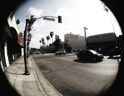 LOVEME some Mobi-Lens Fisheye Lens on Fairfax Ave.   Mobi-Lens Fisheye Lens + iPhone 5 Universal photography lens. Spring Sale going on now.