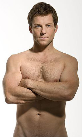 Another delicious piece of… inspiration. Jamie Bamber, Law & Order UK. YUMM. Another one for the elves.