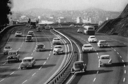Bay Shore Freeway - 1960