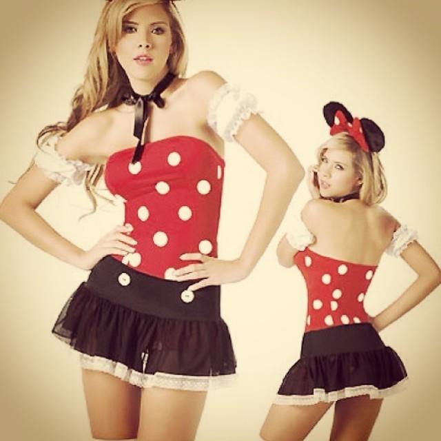 Ladybug costume porn