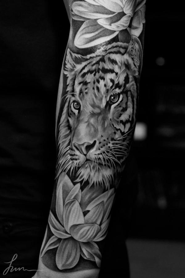 tiger tattoo ideas