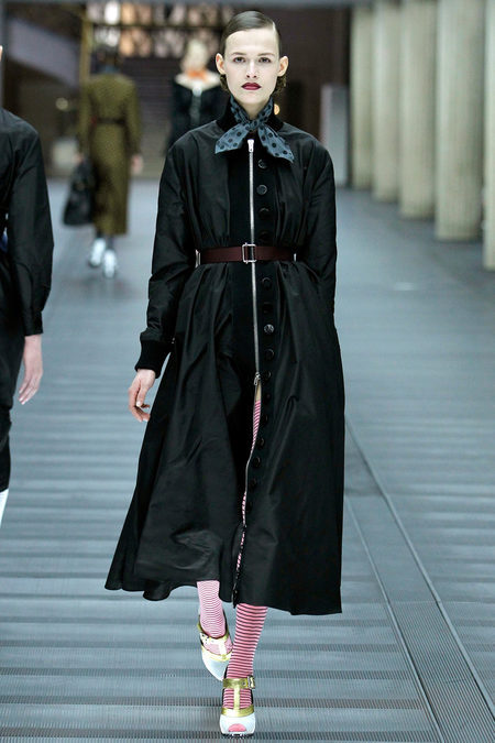 Collection: Miu Miu - Autumn/Winter RTW (2013 - 2014) aMUSEme…Debutante.  Via: Vogue