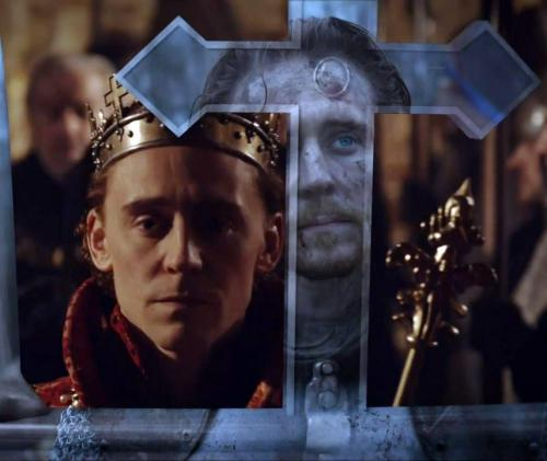 #TheHollowCrown Henry V  via https://www.facebook.com/TomHiddlestonLoki