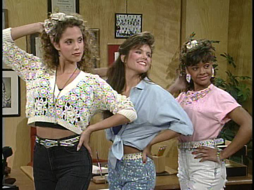 WHICH 'SAVED BY THE BELL' BABE ARE YOU?by Santina Muha http://bit.ly/Xm941P