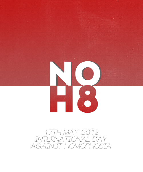 """What's unnatural is homophobia. Homo sapiens is the only species in all of nature that responds with hate to homosexuality."""
