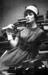 Clover vintage 1959 mademoiselle @vintage-retro