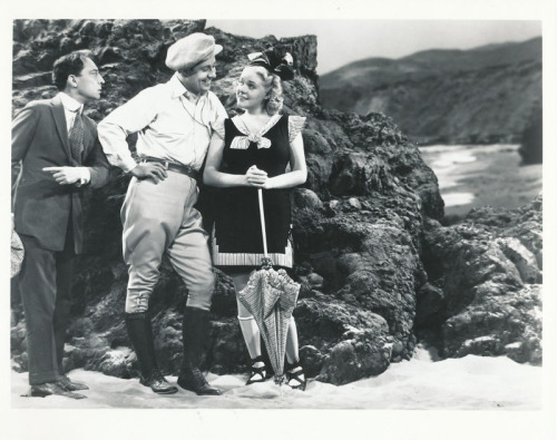 Buster with Dom Amiche and Alice Faye