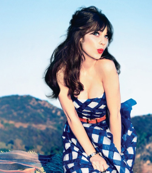 hellogiggles:  Queen Of The Day: HAPPY BIRTHDAY, ZOOEY!by HelloGiggles Team http://bit.ly/13HfP0v