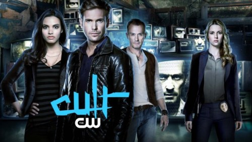 "You can watch the CW's next hit ""Cult"" a week early on Hulu!"