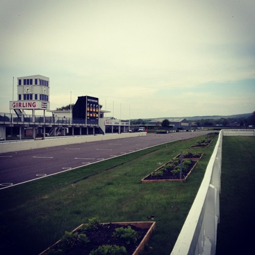 Goodwood Motor Circuit, Today.