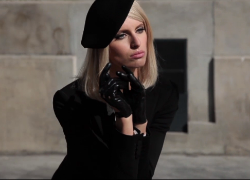 "VIDEO: ""A Moment in Paris"" from Italian Vogue with Lloyd Simmonds. See the video here!"