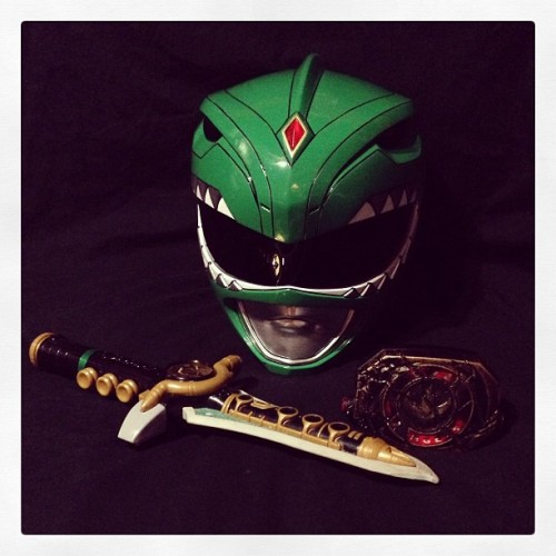turbo669:  Dragon Ranger helmet, Zyusouken and Broken morpher  #PowerRangers #zyuranger #Zyusouken #Morpher #DinoBuckler #DragonBuckler #DragonCoin #DragonZord #DragonCaeser #dragonranger #greenranger   #mightymorphinpowerrangers #mmpr #supersentai #tokusatsu #cosplay #costume #props #90s #TV #superheroes